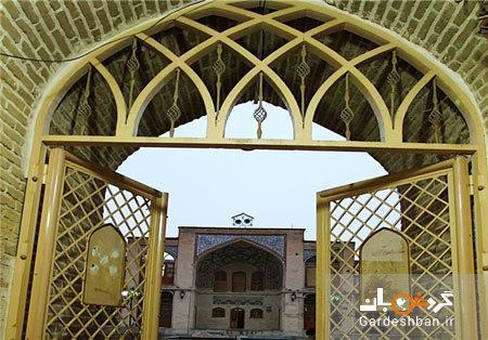 عمادالدوله؛ مسجدی به جا مانده از دوران قاجار در اصفهان، عکس