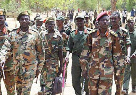 کنترل ارتش سودان بر تمامی مناطق مرزی با اتیوپی