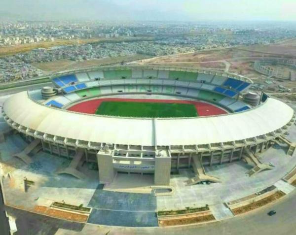 ایران استادیوم های خود را برای برگزاری دیدارهای جام ملت ها به AFC معرفی کرد
