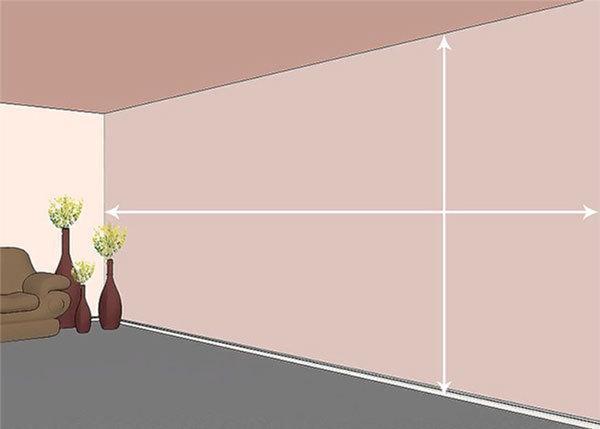 آموزش روش صحیح نصب کاغذ دیواری