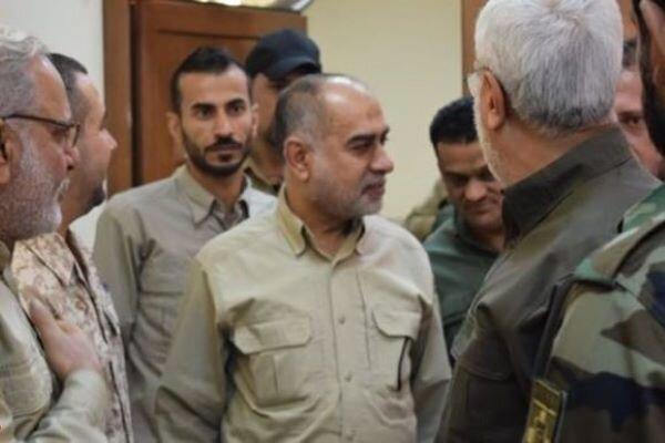 شخصیتهای برجسته نباید از دستگاه اطلاعاتی عراق اخراج می شدند
