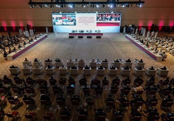 بازگشت 5 عضو تیم مذاکره افغانستان از دوحه به کابل