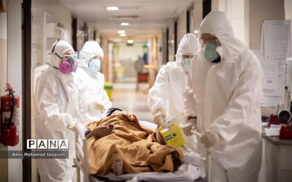 شناسایی 7390 بیمار کرونایی در شبانه روز گذشته؛ 62 بیمار دیگر فوت کردند