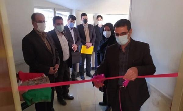 خبرنگاران اتاق تشریح کالبدنما برای آموزش مجازی دانش آموزان در همدان افتتاح شد