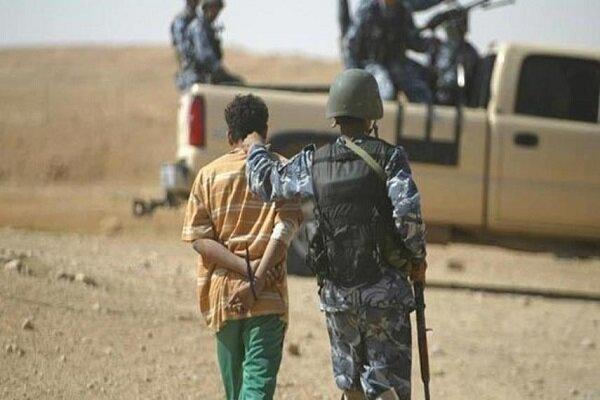 بازداشت چند داعشی در دو استان عراق