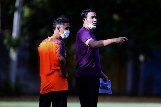 جواد نکونام: در بهترین تیم تاریخ استقلال حضور داشتم خبرنگاران