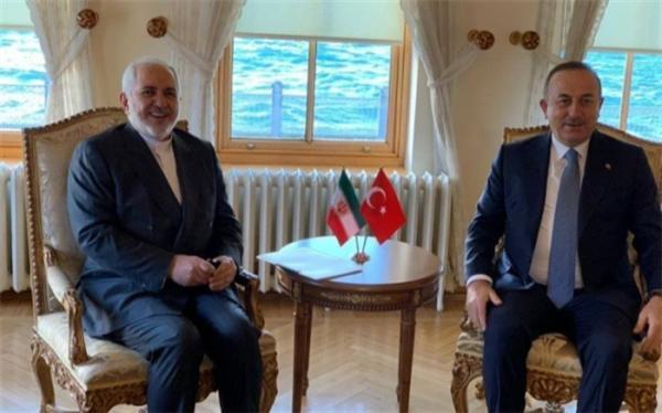 آغاز مذاکرات محمدجواد ظریف با مقامات ترکیه