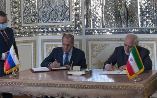 موافقت نامه فرهنگی ایران و روسیه امضا شد