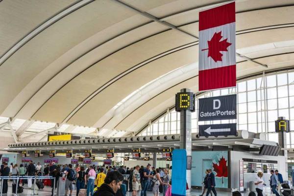 فرودگاه بین المللی پیرسون تورنتو؛ بزرگترین فرودگاه کانادا