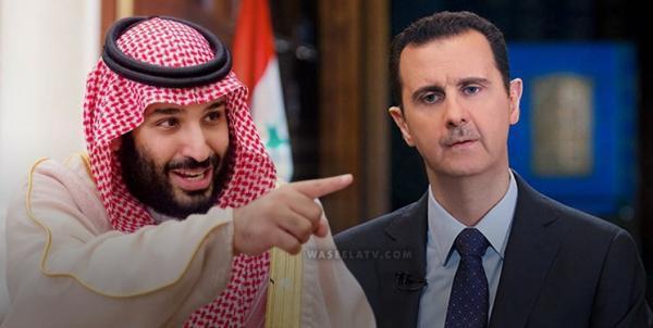 رأی الیوم: هیأتی سعودی با بشار اسد ملاقات کرد