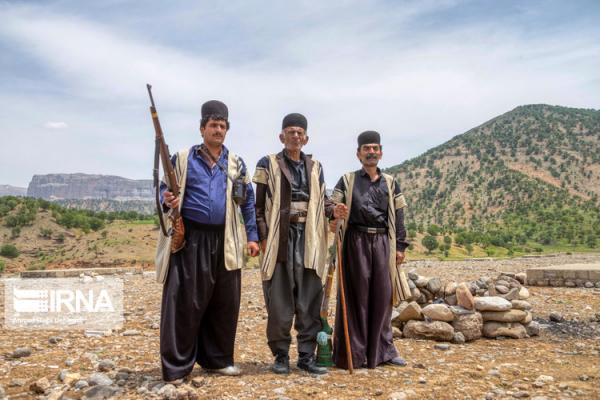 (تصاویر) کوچ عشایر بختیاری