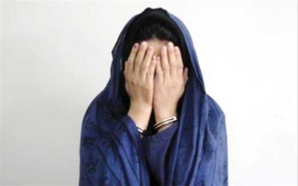 زن جیب بُر دستگیر شد