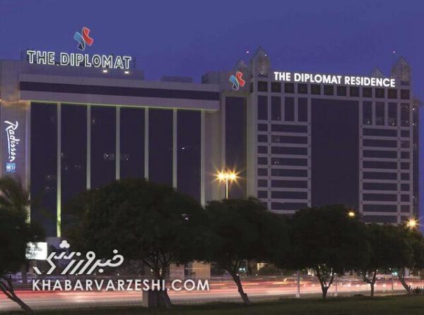 رخنه کرونا به هتل ایران در بحرین!، واکسیناسیون هم جواب نداد