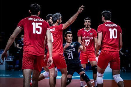 لیست 12 نفره تیم ملی والیبال ایران در المپیک اعلام شد