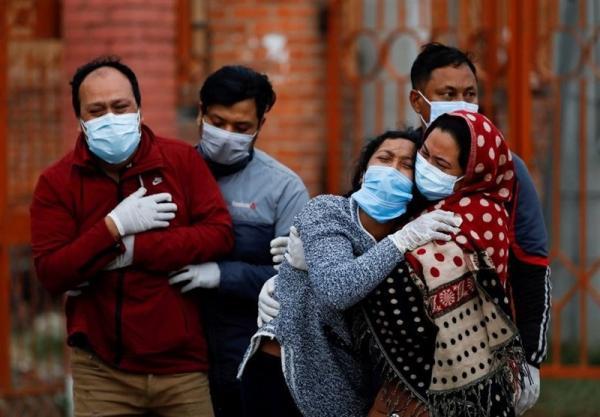 فاجعه انسانی در نپال؛ کرونای هندی 57 برابر بیشتر از ماه گذشته