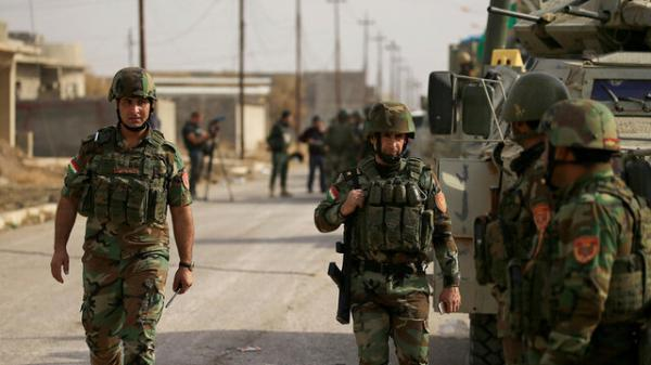 الکاظمی حمله ترکیه به نیروهای پیشمرگ را محکوم کرد