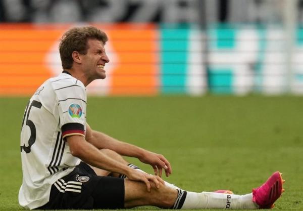 یورو 2020، مولر؛ غایب ملاقات آلمان با مجارستان