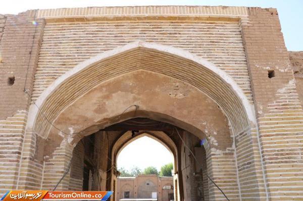 بازسازی سرای حاج عسگرخان قم به خاتمه رسید