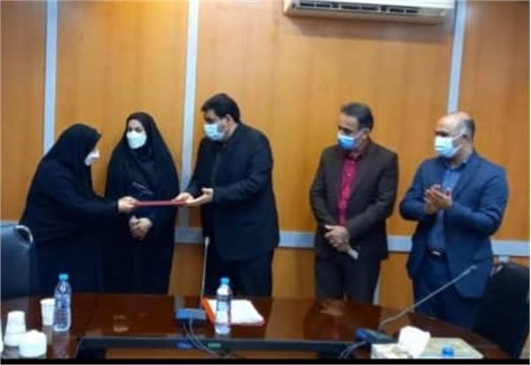 کبری خلیلی به اسم سرپرست اداره فرهنگی ارشاد مازندران منصوب شد