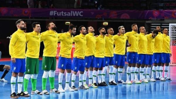 تور برزیل: برزیل اسم سومی جام جهانی فوتسال را کسب کرد
